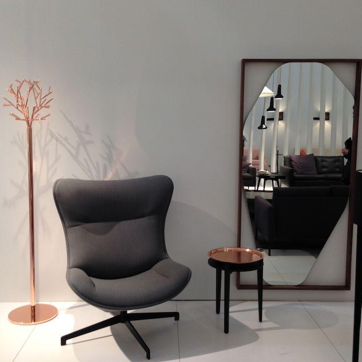 mirror at maison objet january 2014 furniture. Black Bedroom Furniture Sets. Home Design Ideas