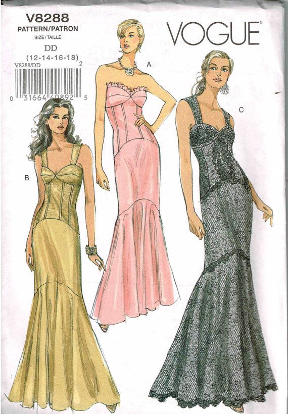 Ball Gown Dress Patterns Sewing – fashion dresses