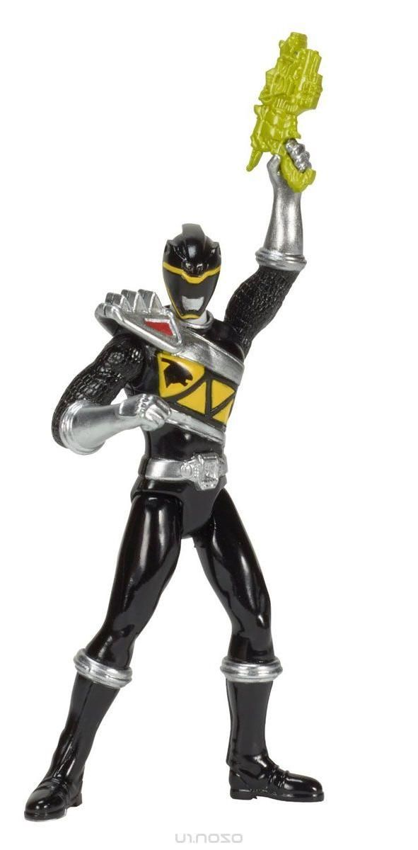 Power Rangers Фигурка Могучие рейнджеры Dino Charge цвет черный