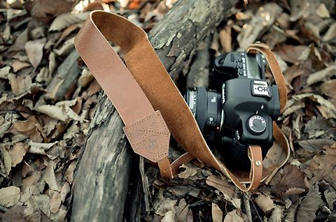 Limited line of camera straps from A7
