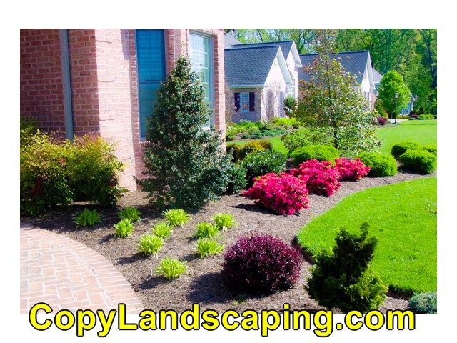 259 best Front yard landscaping images on Pinterest Small front