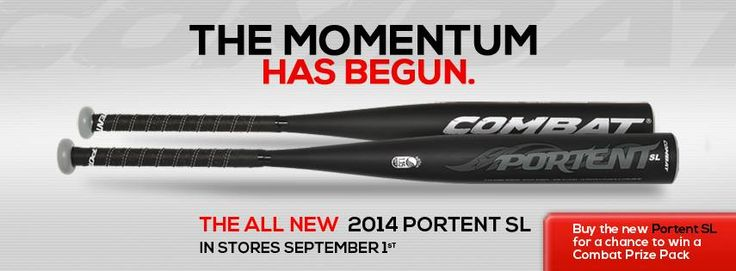 2014 combat portent porsl108 senior league youth big for Combat portent youth big barrel