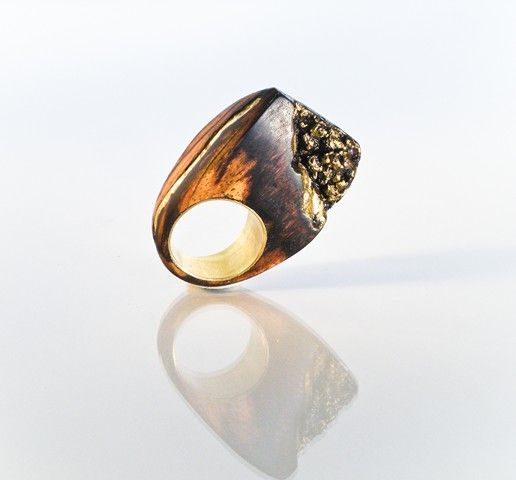 Gem Series 4018 With Zebrawood From: 234 Best Images About Jewelry (wood) On Pinterest