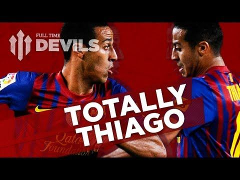 Thiago Alcantara Is Perfect For Manchester United - with Will Tidey, from BleacherReport | Transfer News: The Lowdown | DEVILS