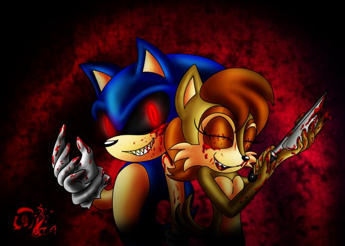 86 Best Sonic Exe And Tails Doll Images On Pinterest