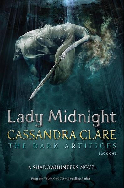 Lady Midnight Cover Reveal & Release Date