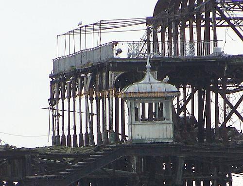 The West Pier, Brighton (2004)