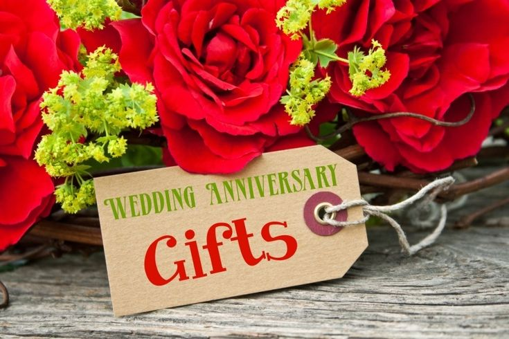 Wedding Anniversary Gifts Pictures
