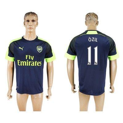 Arsenal 16-17  Mesut Ozil 11 TRødje Trøje Kortærmet.  http://www.fodboldsports.com/arsenal-16-17-mesut-ozil-11-trodje-troje-kortermet.  #fodboldtrøjer