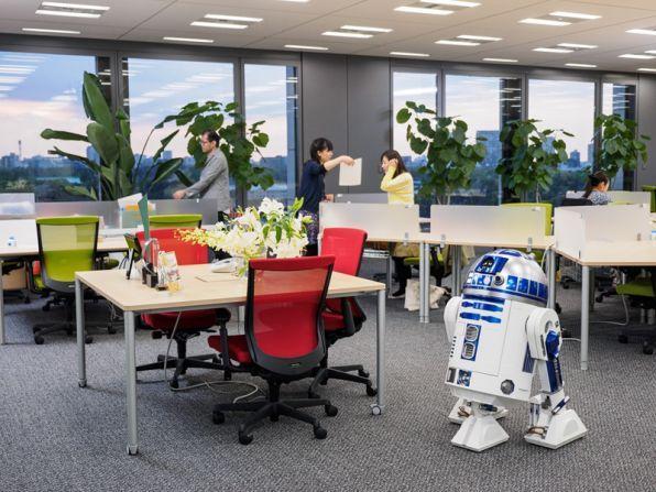 スタートアップのオフィスに必要なのはR2-D2™