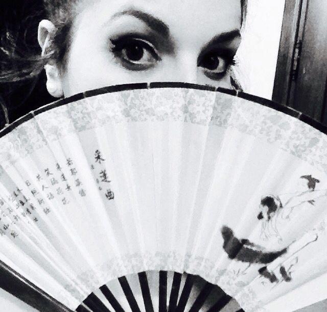 Born to be a geisha