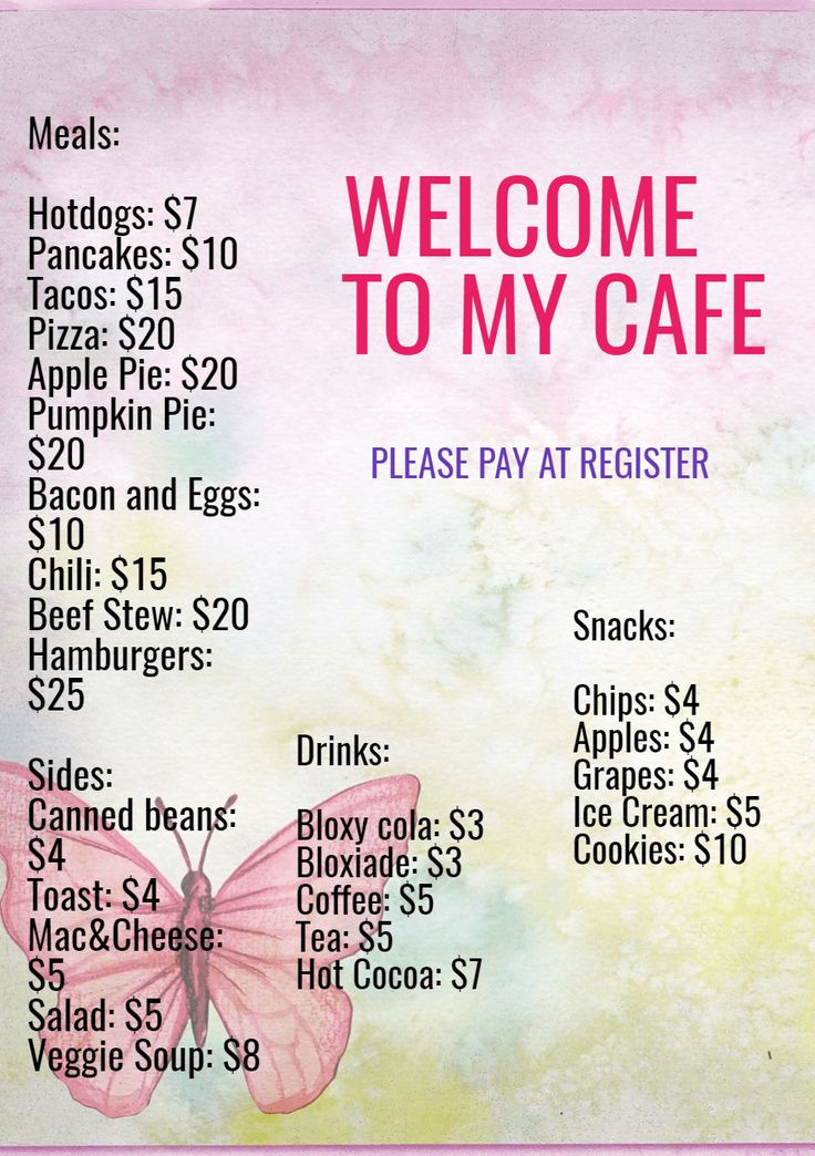 Need to create a menu quick and easy? Use one of our templates @PixTeller https://pixteller.com/designs/flyers/poster-love-quote-text-simple-id213308