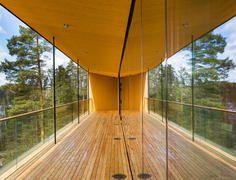 Finnish Nature Centre Haltia in Nuuksio national park. Photo: Paavo Lehtonen