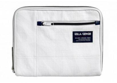 Golla fehér tablet / notebook / iPad tok