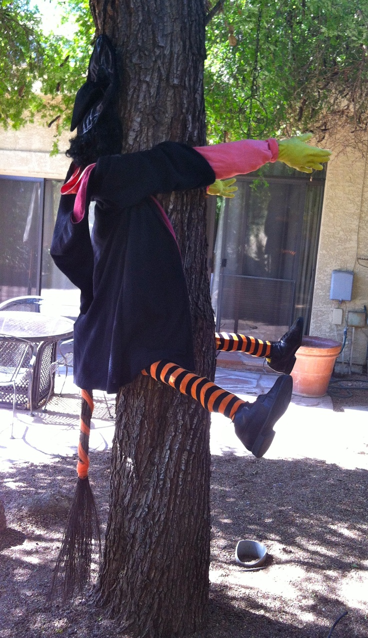 1000 Images About How To Make A Crashed Witch On