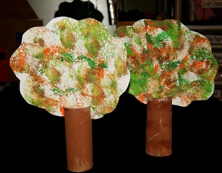 Tp roll fall trees