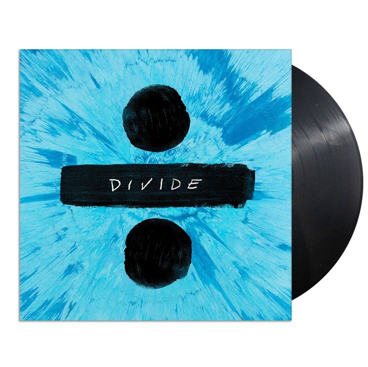 Ed Sheeran - Divide ÷ Vinyl 2xLP Black 180 Gram 45RPM Sealed New