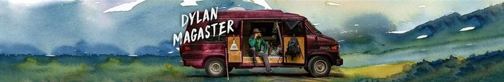 Dylan's re-model on Chevy Van