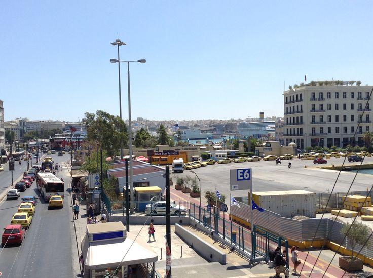 Summer in the city - Vol.2 #Piraeus #port #sea #Greece #summer