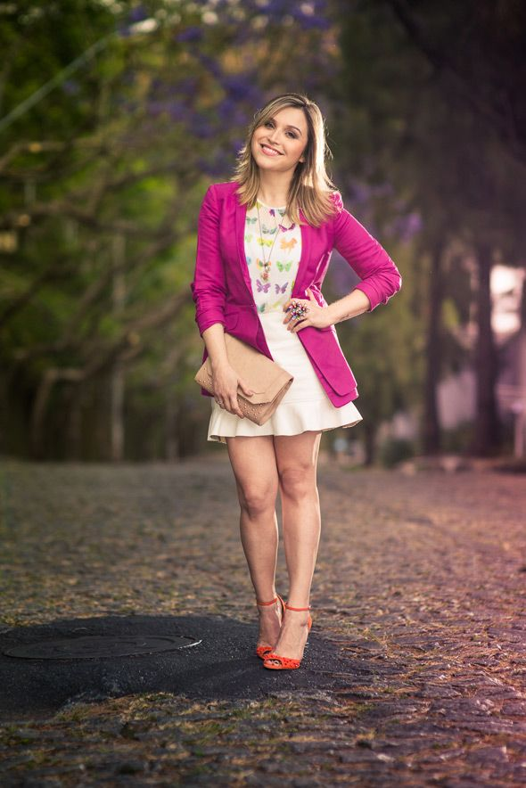 Look da Lu: é primavera! » Chata de Galocha! | Lu Ferreira