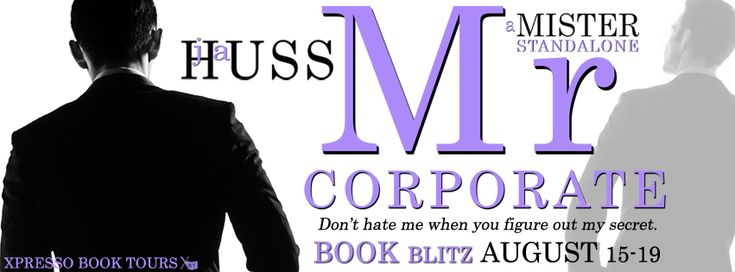 ♥Enter the giveaway for a chance to win♥ StarAngels' Reviews: Book Blitz ♥ Mr. Corporate by JA Huss ♥ #giveaway
