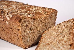 Sokmagvas kenyér - dagasztás nélkül ~ Receptműves