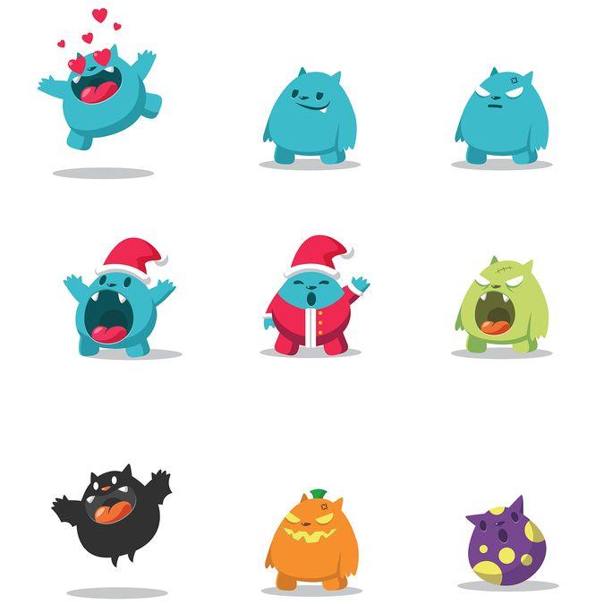 Character Design Shuffle App : Best mascot design ideas on pinterest monster