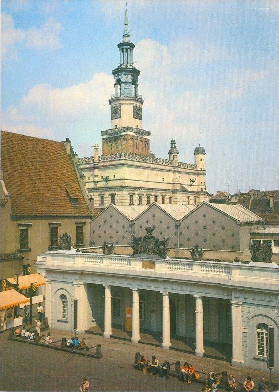 Poznań Satry Rynek