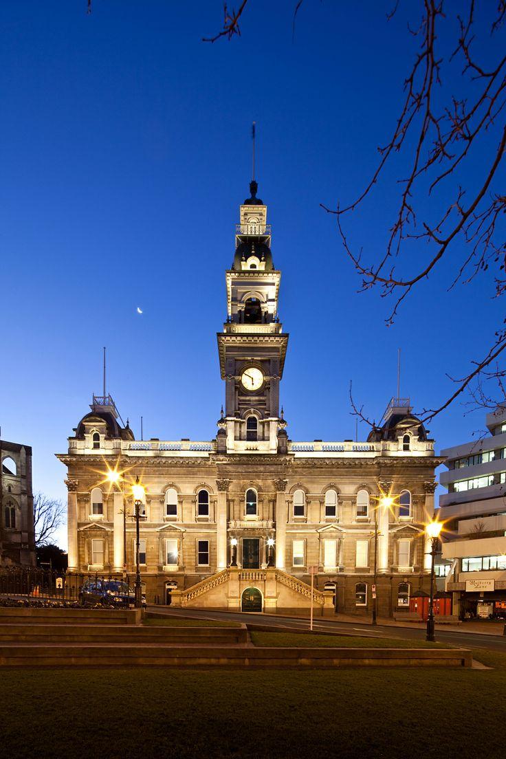 Dunedin Town Hall and Municipal Chambers Refurbishment - Opus Architecture