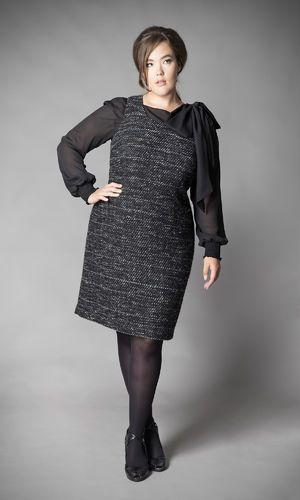 Lena Dress Photo: Nanna Hänninen Make up&Hair: Satu Arvo Model: Ninja Sarasalo