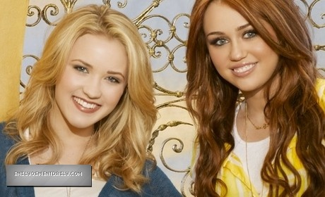 Emily Osment And Miley Cyrus 52 best images about E...