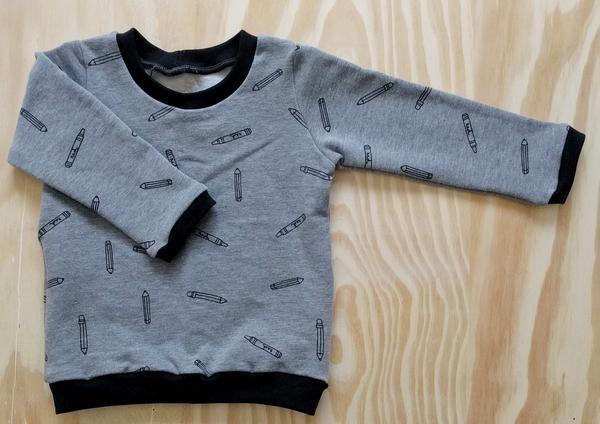 Crayon Sweater