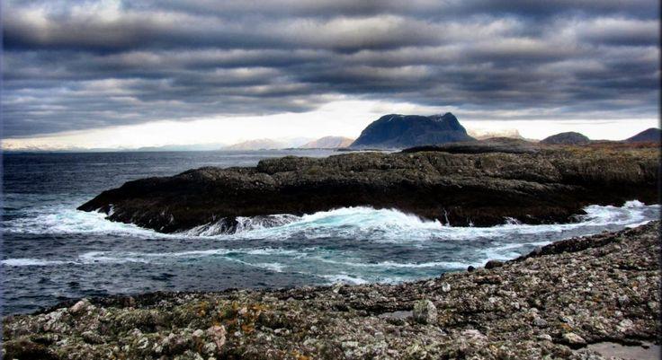 Bulandsferie - Overnatting i Rorbu- og Sjøhus leiligheter - Bulandet, lengst vest i Norge.
