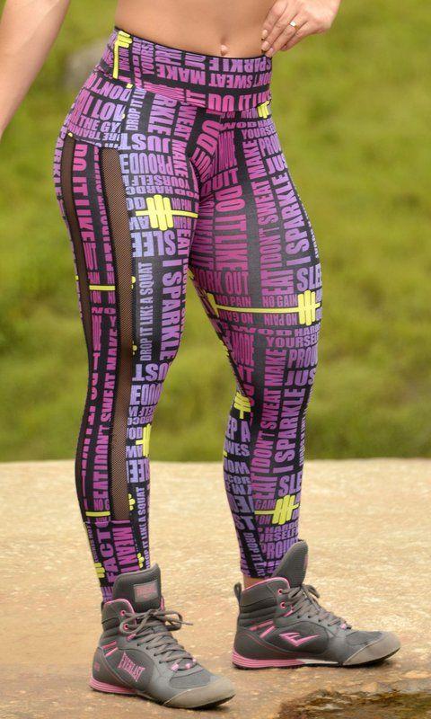Legging Marvel Estampada - 407.200 - FKF Sports - Loja Virtual