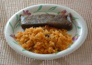 El Boricua :: Recipies :: Pasteles De Yuca (anyone have a recipe for pasteles de platano?)