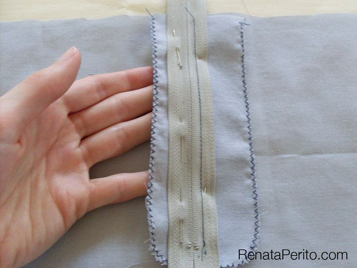 Como costurar a braguilha completa                                                                                                                                                                                 Mais