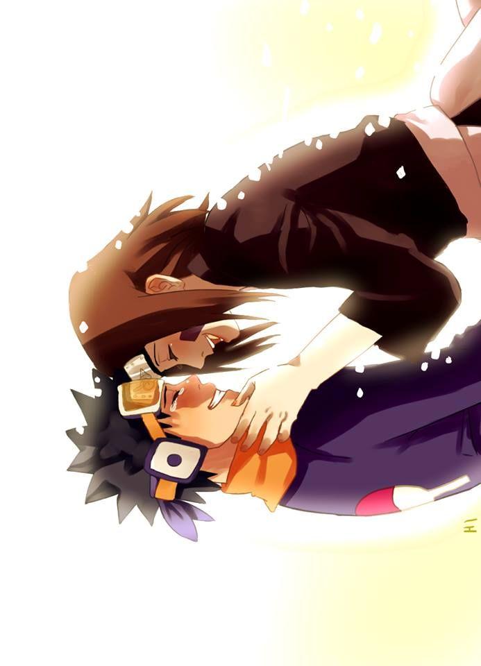239 best ObiRin images on Pinterest   Boruto, Naruto ...