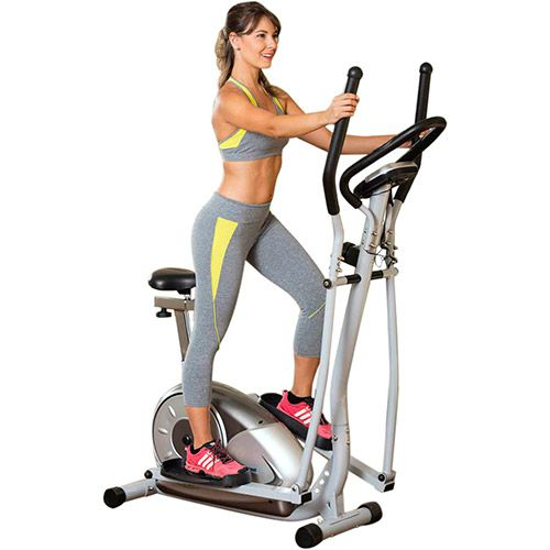 Elíptico #LifeZone #DualFunction Magnético - Prata e Cinza - O #Eliptico Dual Function Life Zone combina em um só aparelho dois exercícios #aeróbicos super confortáveis e de qualidade!  Ao utilizar o assento Confort, você estará se exercitando numa #bicicleta ergométrica poderosa! Mas se preferir pode ficar de pé e usufruir de um excelente elíptico magnético.  Trabalha músculos como glúteos, coxas e panturrilhas, membros superiores como braços, tórax e abdômen. CLIQUE NA FOTO E CONFIRA!