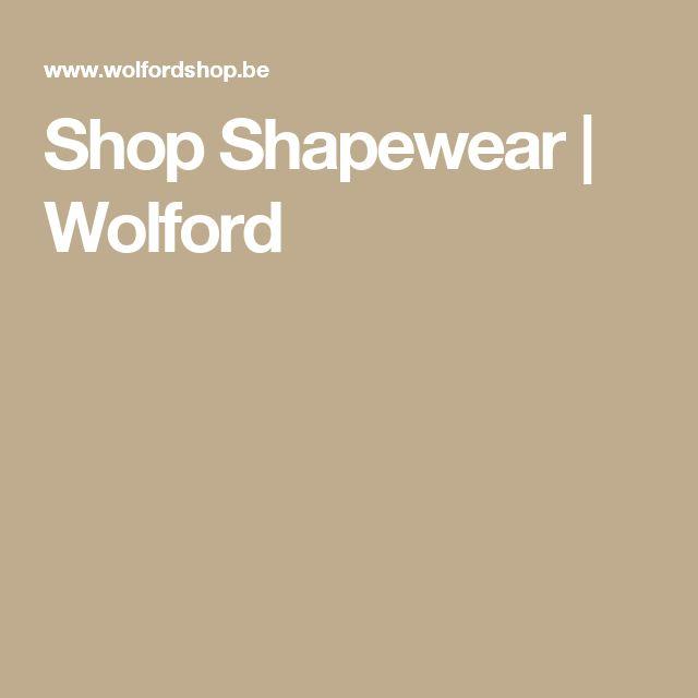 Shop Shapewear | Wolford