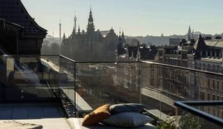 Penthouse - Banérgatan 10, Stockholm  Inspirationsbilder på en vindsvåning på Banérgatan 10, Stockholm Fotograf: Henrik Nero #penthouse #banergatan #östermalm #stockholm #vindsvåning #henriknero