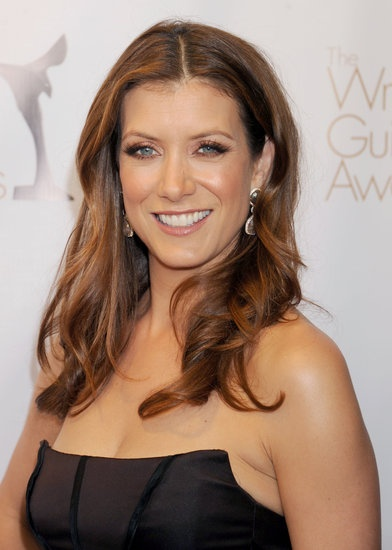 Kate Walsh: Kate's makeup look was all about her mile-long lashes, which she paired with a subtle smoky eye and glamorous waves.