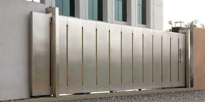 Stainless Steel Gates |