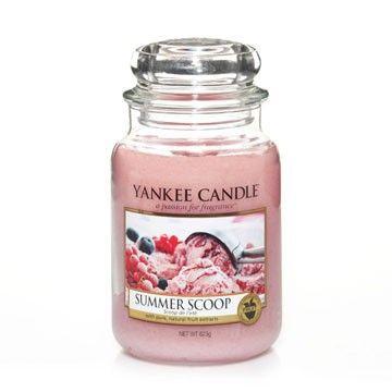 Yankee candle grande jarre : Déco et Bougies > Grandes Jarres