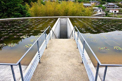Architect Day: Tadao Ando Water Temple Awaji Island