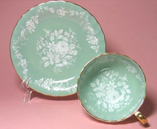 41 Best Aynsley Images On Pinterest Tea Pots Dishes And