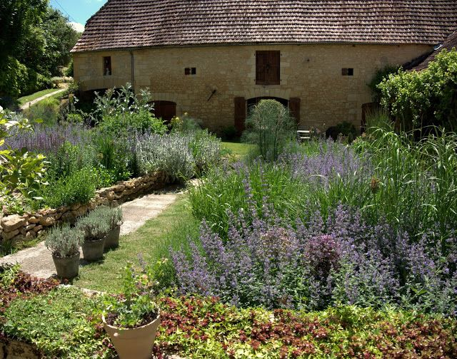 62 best Garden ~ French Country images on Pinterest | Landscaping ...