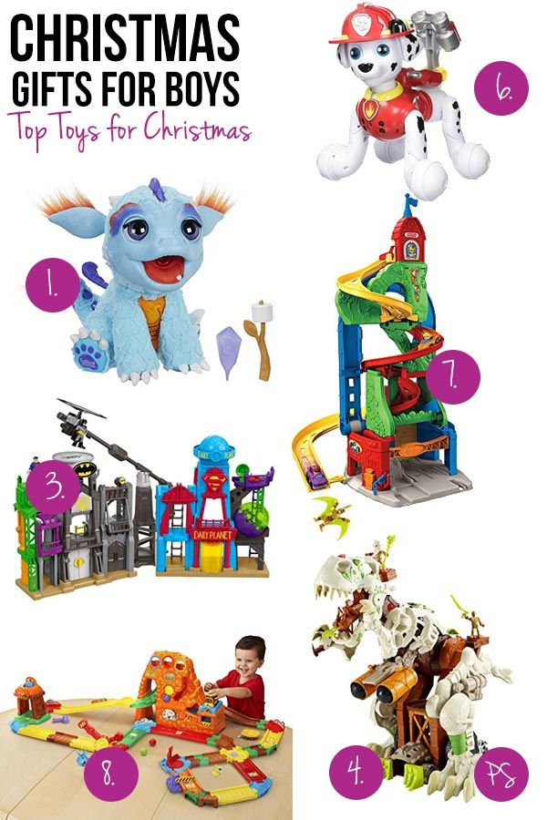 Best Toys & Gift Ideas for 8 Year Old Boys Reviewed in