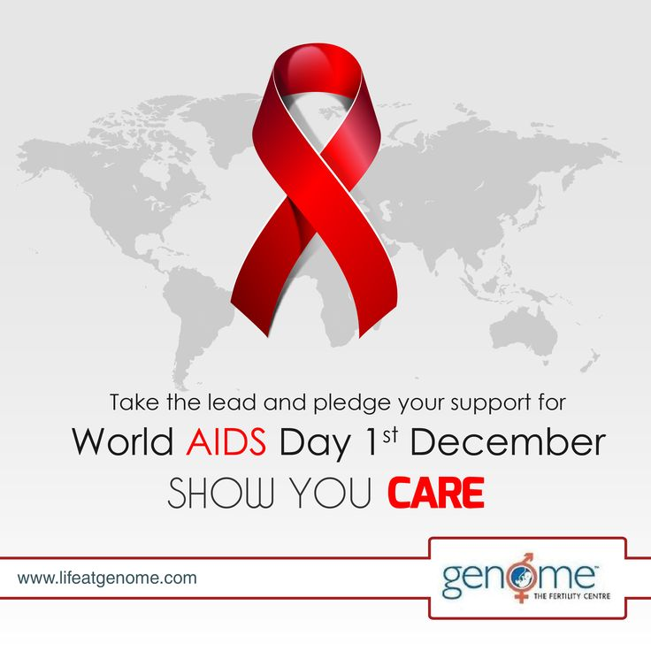 IGNORANCE Spreads HIV. Take the lead and pledge your support for World AIDS Day (1st December) - Show You CARE.