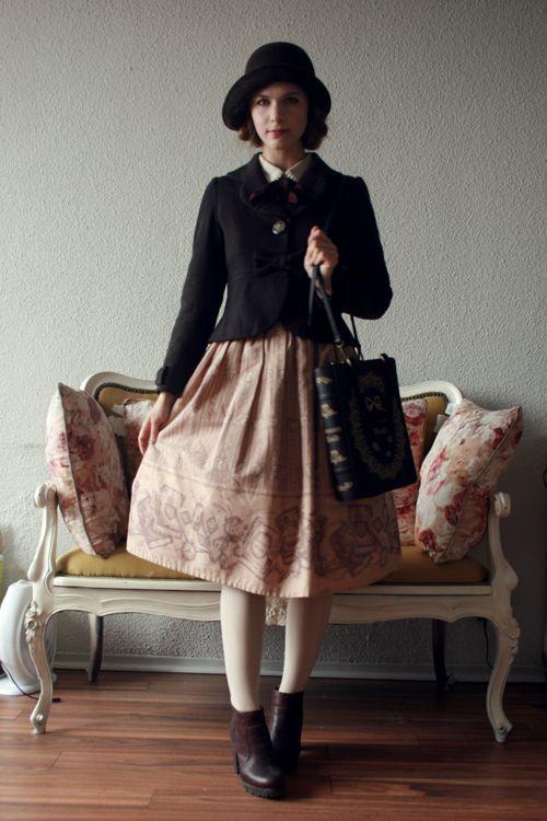 doll retro - Fanny Rosie