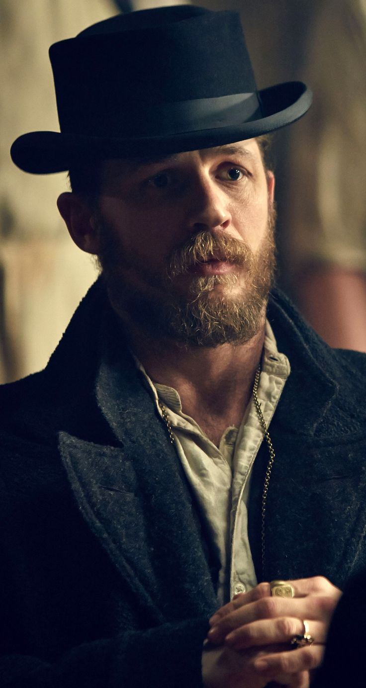 Tom Hardy was brilliant as Alfie Solomons in the Peaky Blinders